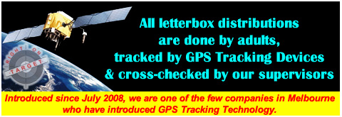 All our distributions are now tracked using GPS Tracking Technology